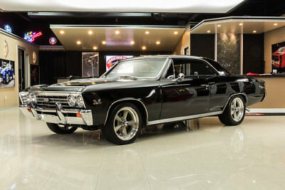 Chevrolet Chevelle SS Chevelle SS, Restomod! GM ZL1 Aluminum V8, Muncie 4-Speed, PS, PB, Disc, A/C