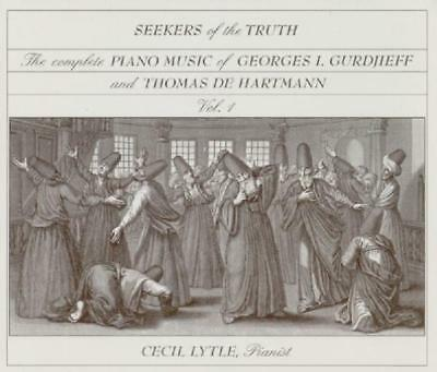 Cecil Lytle - Seekers Of The Truth CD (2) Celestial Harmonies NEW