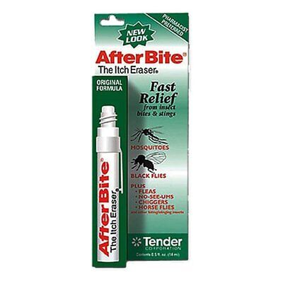 After Bite The Itch Eraser for Insect Bites, 0.5 fl oz, White