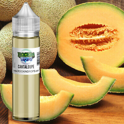 ROCKINDROPS Cantaloupe Food Flavor Flavoring Concentrate TFA 10ml 30ml 50ml