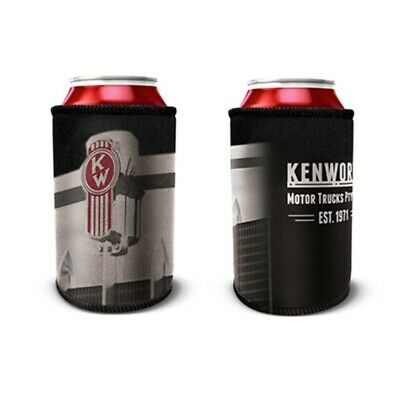 2 X Kenworth Legend Grille Stubby Holder
