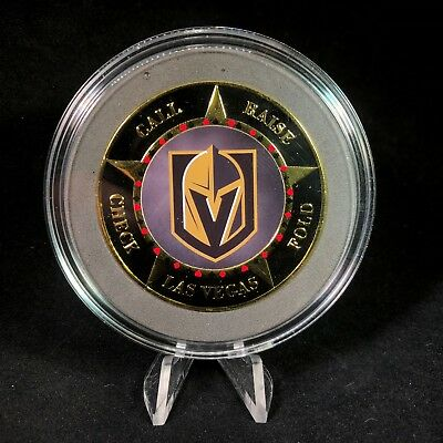 Vegas Golden Knights Large GOLD Card Guard
