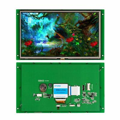 "10.1"" HMI High Resolution STONE TFT LCD Module Controlled by Any MCU"