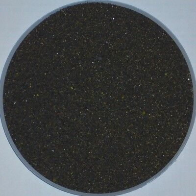 SABLE de COLLECTION SAINT-PAUL ILE DE LA REUNION noir + olivine 50 GRAMME SAND