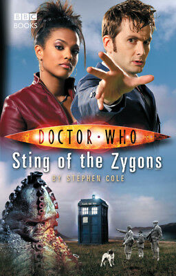 Doctor Who: Sting Of The Zygons - Cole,Stephen