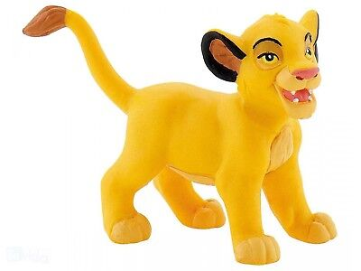 Young Simba - Disney's The Lion King figure by BULLYLAND - 12254