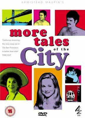 More Tales Of The City: Episodes 1-6 (DVD)
