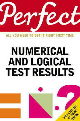 Joanna Moutafi - Perfect Numerical and Logical Test Results (Paperback)