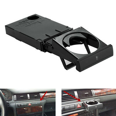 Fashion Stretch Fold Cup Holder OE 4B0862534D For AUDI A6 C5 1998-05 A4 98-2002