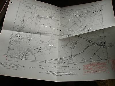 High Halstow & Cooling In Kent Marshes: 1940-9 Land-Tax Map:old Tramway,Ordnance
