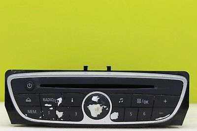 renault twingo car cd radio stereo player aux in picclick uk. Black Bedroom Furniture Sets. Home Design Ideas