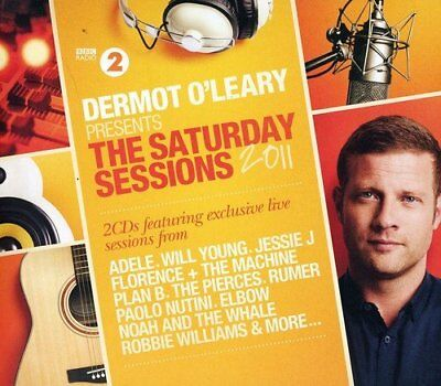 Various Artists - Dermot O'leary Presents The Saturday Sessions 2011 (CD)