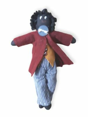 Primitive Style Rag Doll Gus New