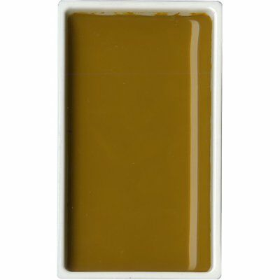 ZIG Kuretake Gansai Tambi Water colour single pan : Light Brown - No. 44