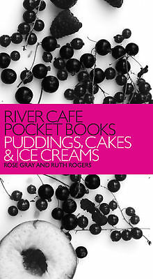 River Cafe Pocket Books: Puddings - Gray,rose And