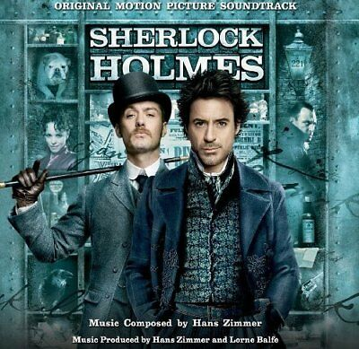 Hans Zimmer - Sherlock Holmes Enhanced, Soundtrack (CD)