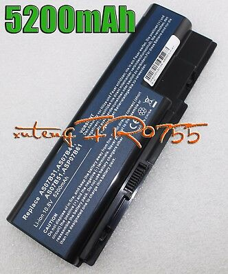 NEW Battery For EMACHINE Emachines E510 E520 G420 G520 G620 G720 AS07B31 AS07B41