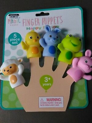 Baby's Finger Puppets