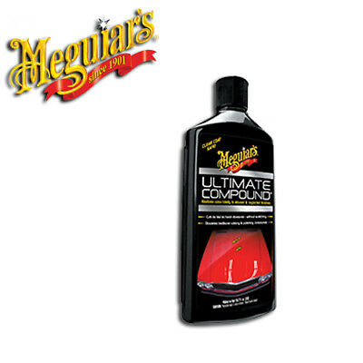 Meguiars Ultimate Compound 450Ml Paint Abrasive Defect Scratch Remover Restore