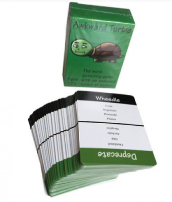 Awkward Turtle - Like Cards Against Humanity Adult Cards Party Game - NEW SEALED