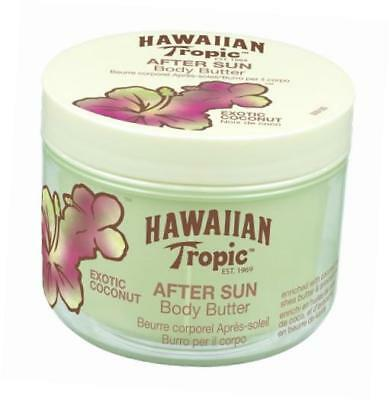 Hawaiian Tropic After Sun Body Butter Coconut Trendmarke Usa 200ml Blitzversand
