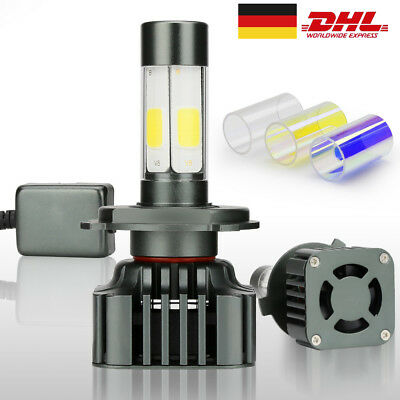 100W 12000LM Auto LED Scheinwerfer Canbus H1 H4 H7 H8 H9 H11 9005 9006 3 Farben