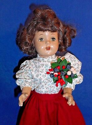 Antique Vintage 1930s Composition Doll Princess Elizabeth ps Mme Alexander DM76