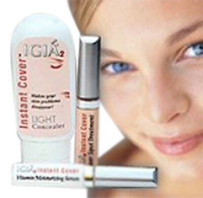 Igia Instant Cover Concealer Camouflage Make up Visito in TV