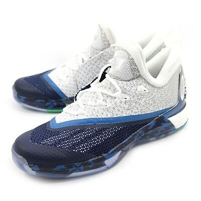 f230ae760 ADIDAS Crazylight Boost 2.5 Low andrew wiggins PE BLUE wolves canada AQ8238