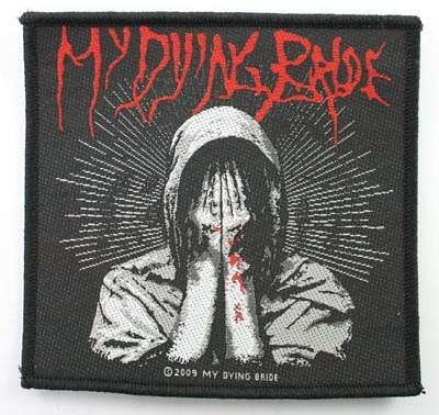 Official Licensed - My Dying Bride - My Body A Funeral Sew-On Patch Doom Metal