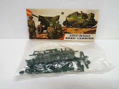 Airfix A9V Ho/Oo Bren 6 Pound Anti Tank Gun Carrier Construction Kit Mip (K376)