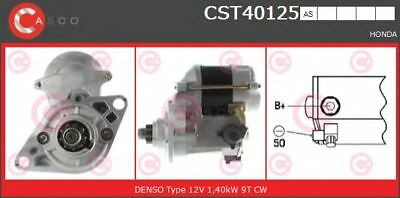 Motor de arranque CASCO CST40125AS HONDA