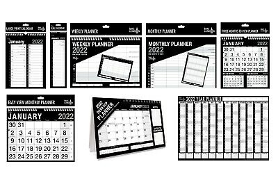2019 Planner/MTV/3 Months To View/ Calender/Wall Hanging calendar and planner