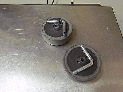 Clarke Technology Alto Filtra-Vac 18 Upright Vacuum Cleaner Wheel Set *Only*