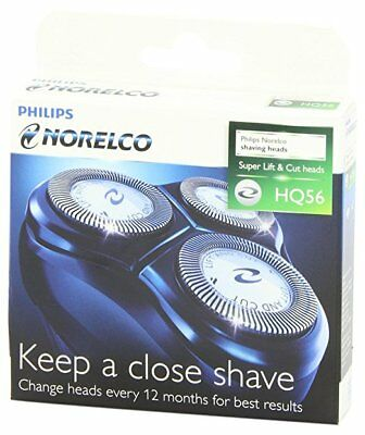 HQ56 Philips Norelco Replacement Heads Cutter Blades Electric Shaver Refills