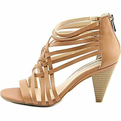a02743a833e INC INTERNATIONAL CONCEPTS Womens Roriee Leather Open Toe Special ...