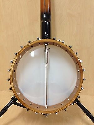Brand New Caraya Open-Back 5-String Banjo,Miky Top, w/Free Gig Bag |BJ-005OB|