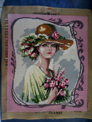 Tapestry Completed Collection D'art Maketta Jeanot 11.116 Unframed