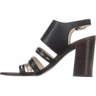 a5755b0181c5 Cole Haan Womens lavelle Leather Open Toe Casual Ankle Strap Sandals