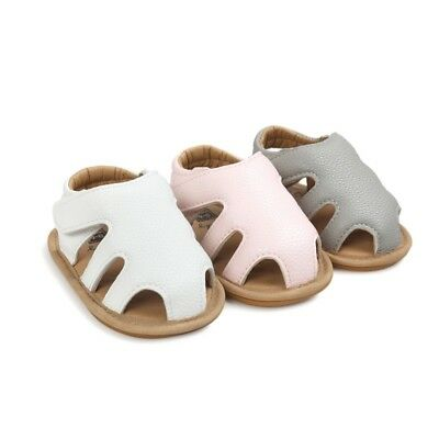 0-18M Kid Baby Boy Girl Cross Baptism Shoes Soft Soled Modest Christening Church