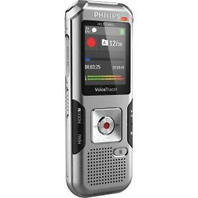 "Philips DVT4010/00 1.8"" Tracer Audio Recorder"
