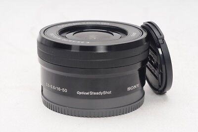 Original Black SELP1650 16-50mm F/3.5-5.6 PZ OSS Lens For SONY E-Mount Camera