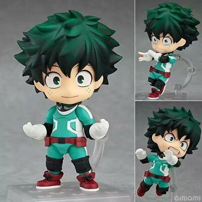My Hero Academia Izuku Midoriya 686# Nendoroid Action Figure toy change face