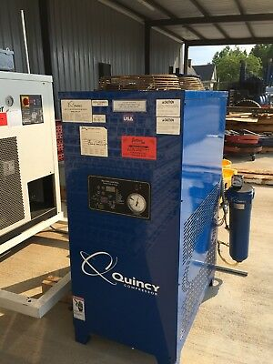 Quincy Non-Cycling Refrigerated Air Dryer Model QNPC-250