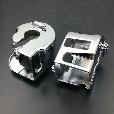 For Suzuki Marauder 1600 Boulevard M95 1992-2012 CHROME Switch Housing Cover