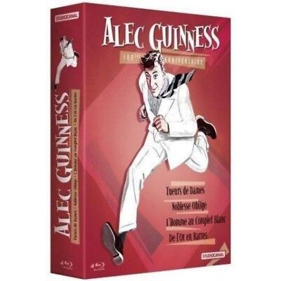 ALEC GUINNESS 100eme Anniversaire [BLU-RAY] - NEUF