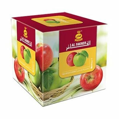 Al Fakher Shisha Two Apple Flavour 200gr Sheesha Hookah Molasses Tobacco UK Sell