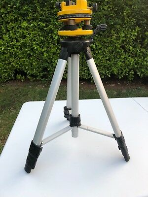 Tripod Fully Adjustable Laser Level Stand Building Site / Garden Construction