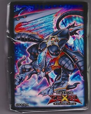 Yugioh Konami Official Card Sleeves Evilswarm Ophion Japanese sealed