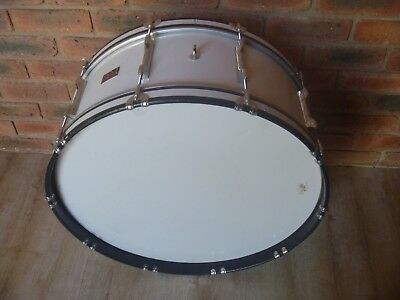 """Premier 26"""" Marching Band Drum BASS - brass/pipe/school band.."""
